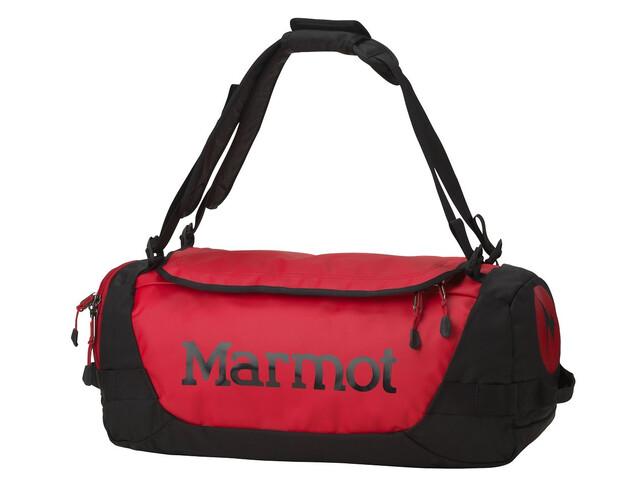 Marmot Long Hauler Small Duffle Bag Team Red/Black